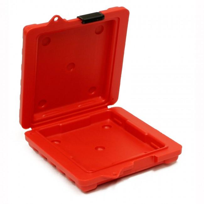 3592 & T10000 Mailer - 1 Capacity Turtle Case open