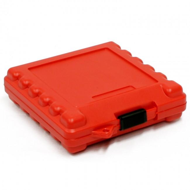 3592 & T10000 Mailer - 1 Capacity Turtle Case closed