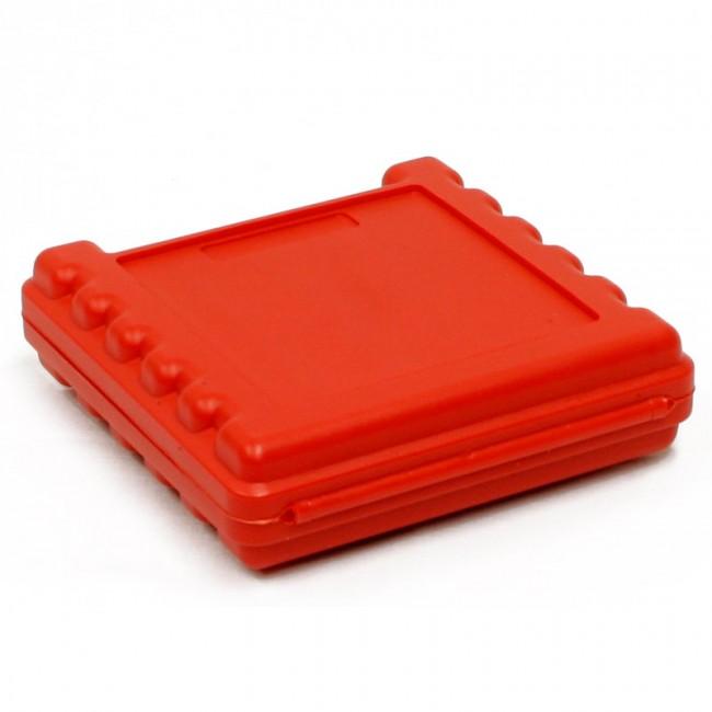 3592 & T10000 Mailer - 1 Capacity Turtle Case back