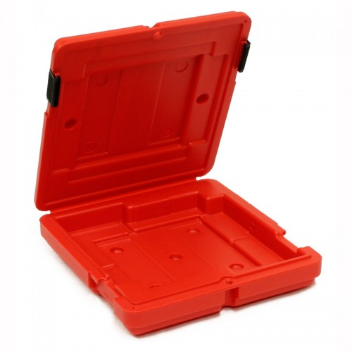 DLT & LTO & CD Mailer 1 Capacity Turtle Case open