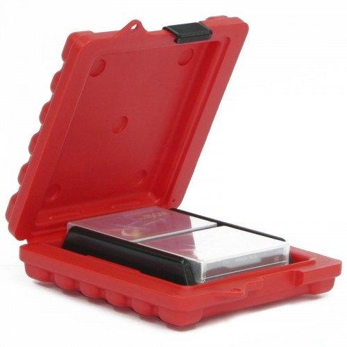 4MM & DAT - 2 Capacity / 8MM - 1 Capacity Turtle Case full