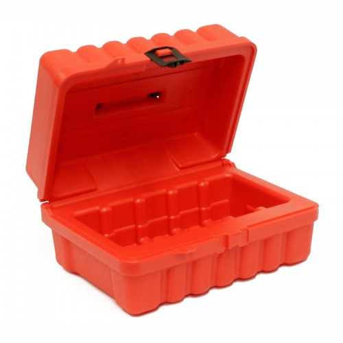 DLT - 5 Capacity Turtle Case open