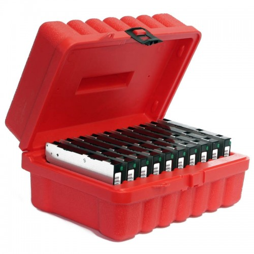 3570 - 10 Capacity Turtle Case full