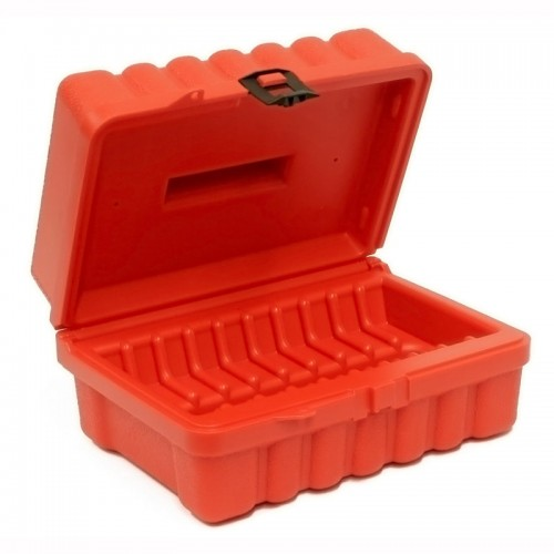 3570 - 10 Capacity Turtle Case open