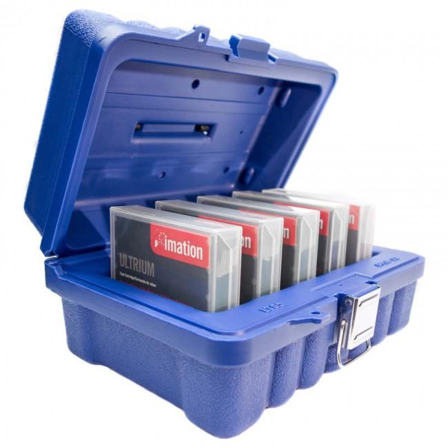 LTO - 5 Capacity Turtle Case full