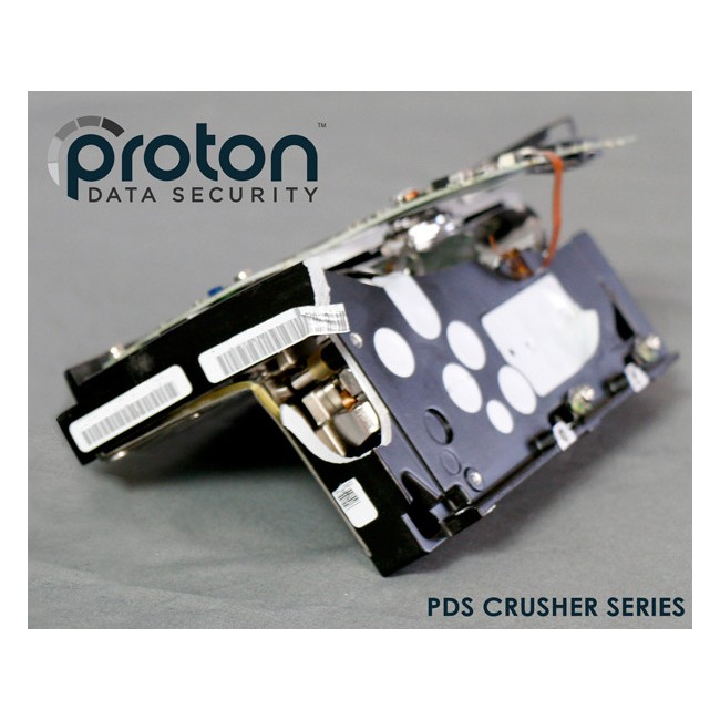 PDS-75 Hard Drive HDD Destroyer Proton hdd